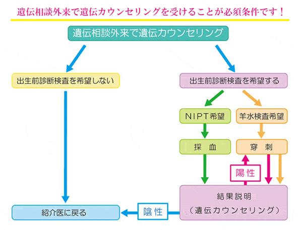 神戸アドベンチスト病院 | 出生前検査・遺伝相談